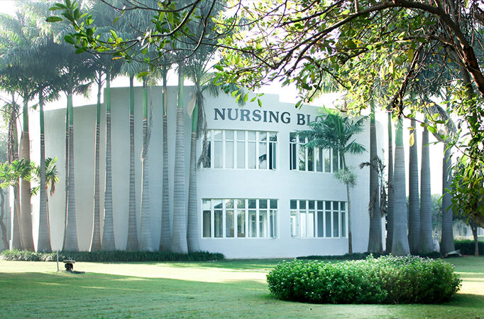About krupanidhi nursing college